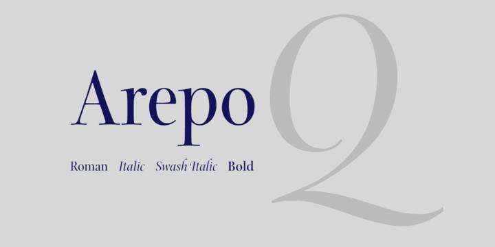 Arepo