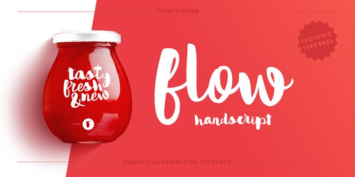 Flow Handscript
