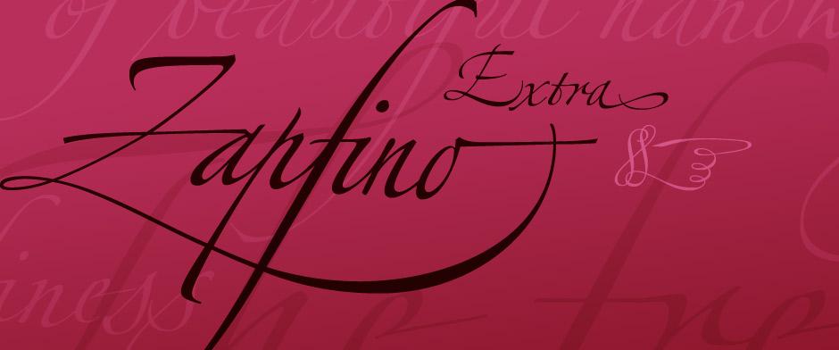 Zapfino Extra X