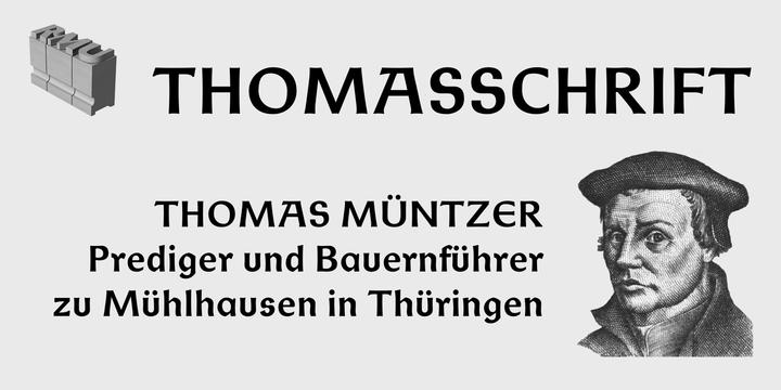Thomasschrift