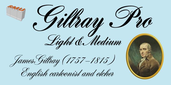 Gillray Pro