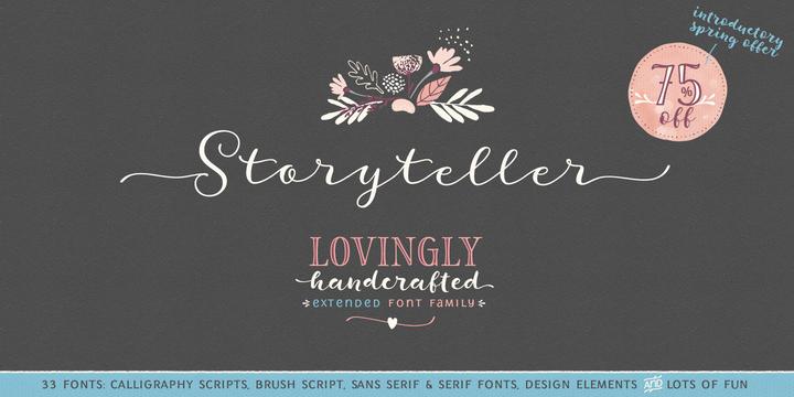 New Storyteller