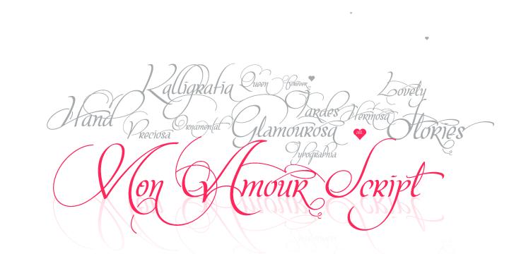 Mon Amour Script