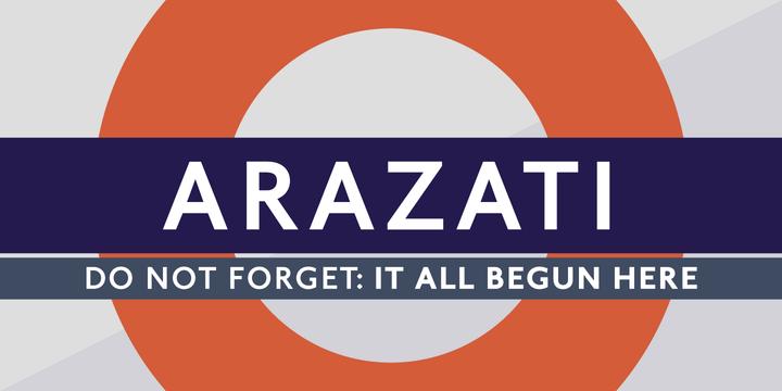 Arazatí