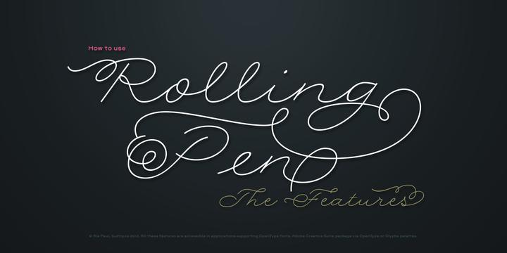 Rolling Pen