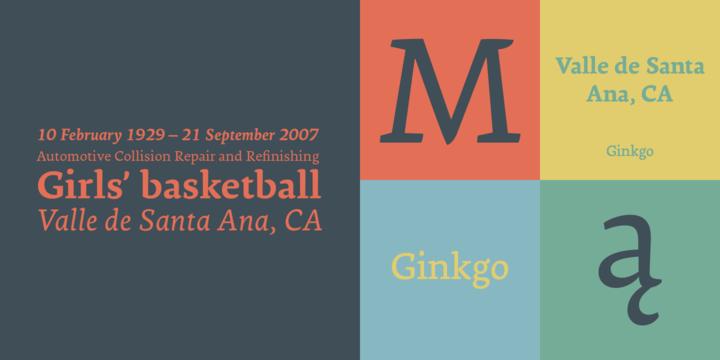 Ginkgo