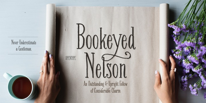 Bookeyed Nelson