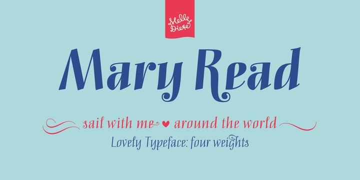 Mary Read