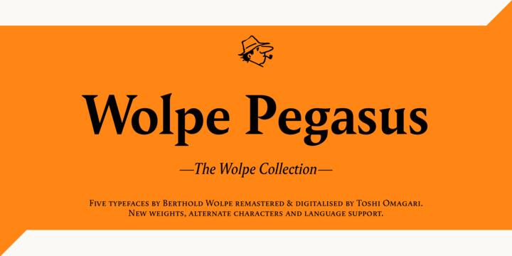 Wolpe Pegasus
