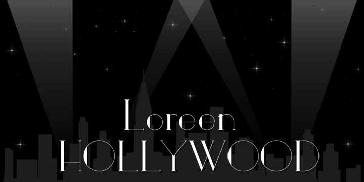 Loreen Hollywood