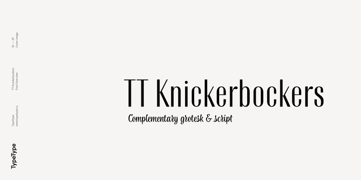TT Knickerbockers