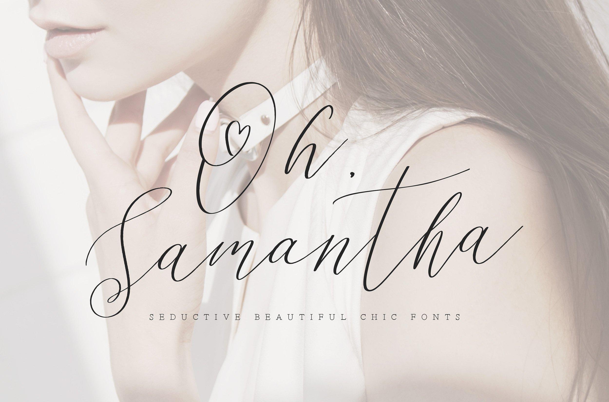Oh Samantha