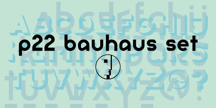 P22 Bauhaus
