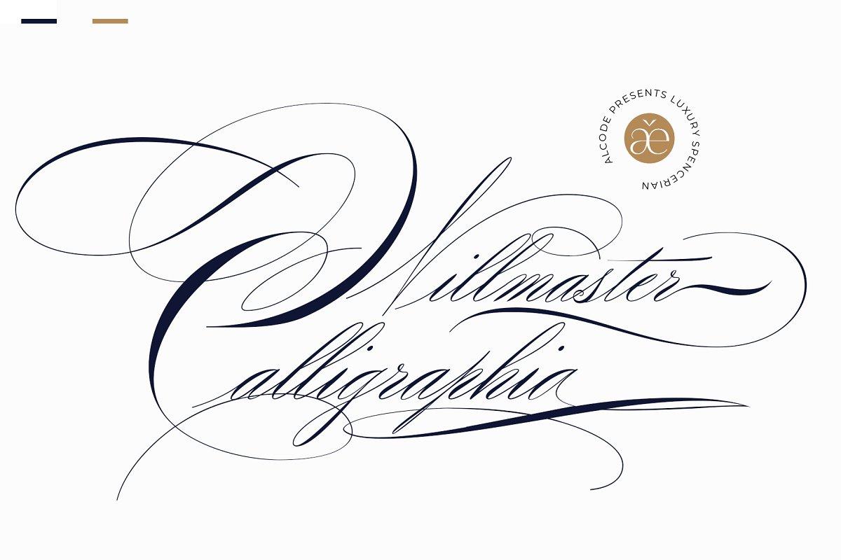 Willmaster Calligraphia