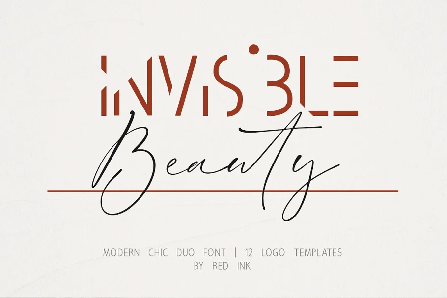 Invisible Beauty